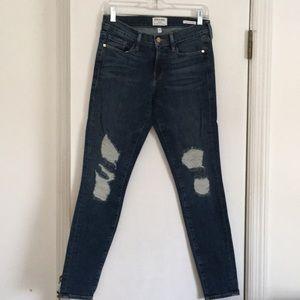 Frame skinny jean
